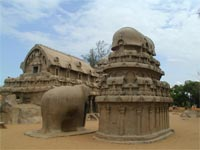 Temple at Mahabalipuram